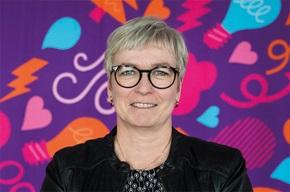 """""""Haluamme oppia lisää asiakkaistamme ja tulla yhä paremmiksi"""", sanoo Eva-Lena Berglund, Skellefteå Kraftin laskutuspäällikkö."""